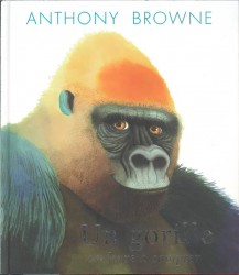 Un gorille表紙