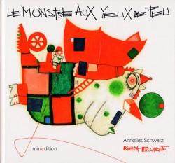 LE MONSTRE AUX 表紙